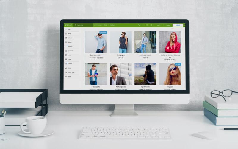 Producten toevoegen aan een webshop