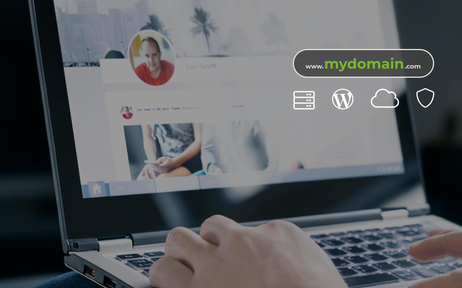 Een persoonlijke website maken