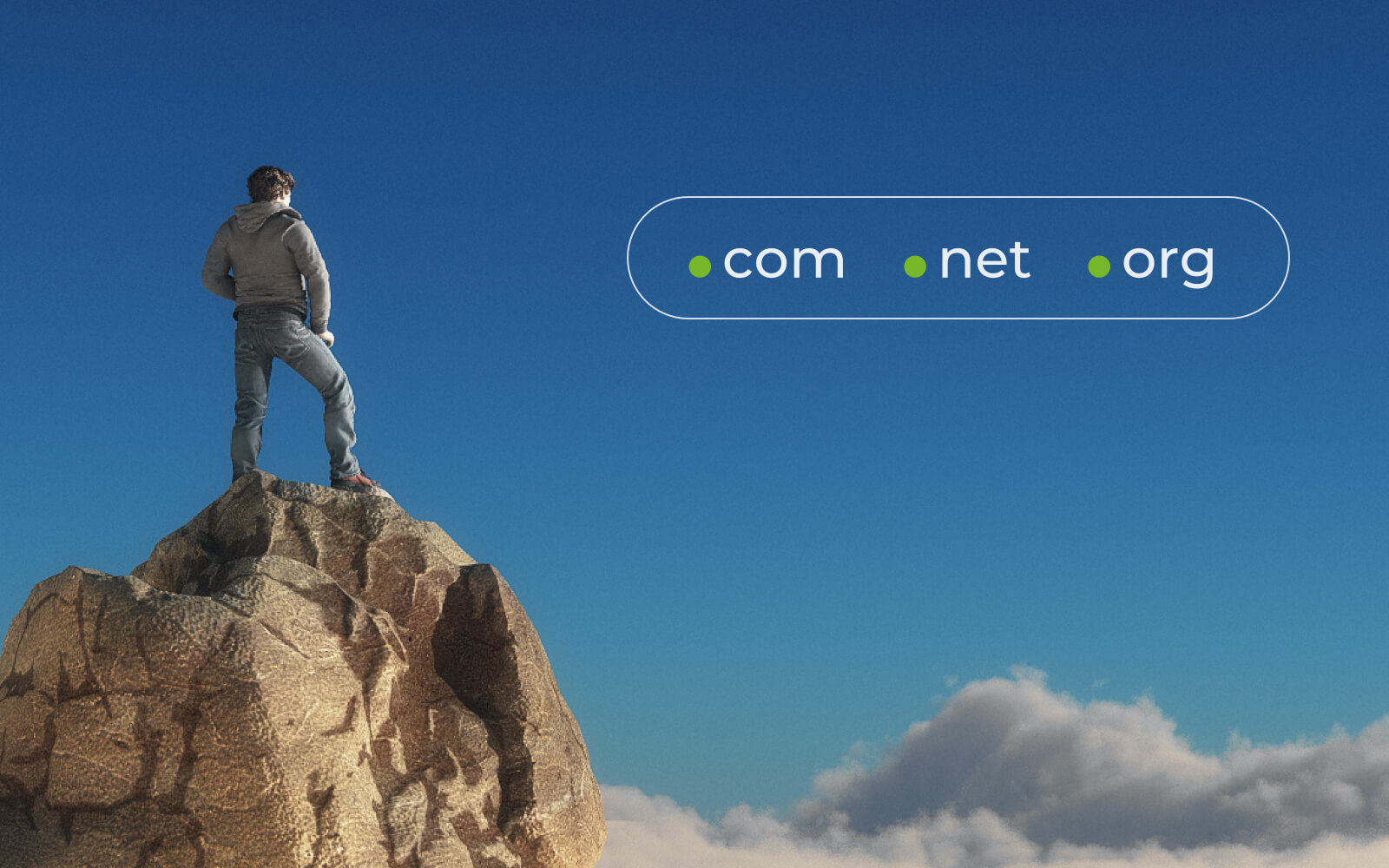 Examples of top level domains